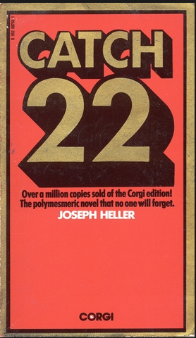 catch 22 book 220 volts