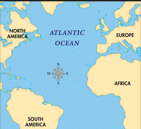 atlantic ocean ddd