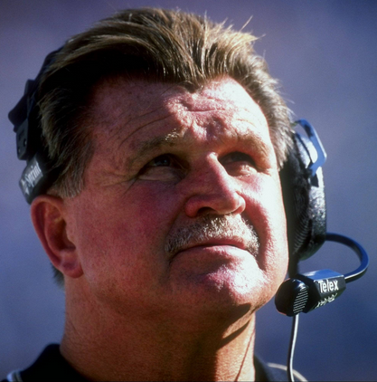 mike ditka 22