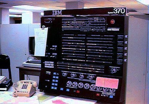 IBM 370 system