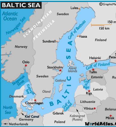 picture - baltic sea